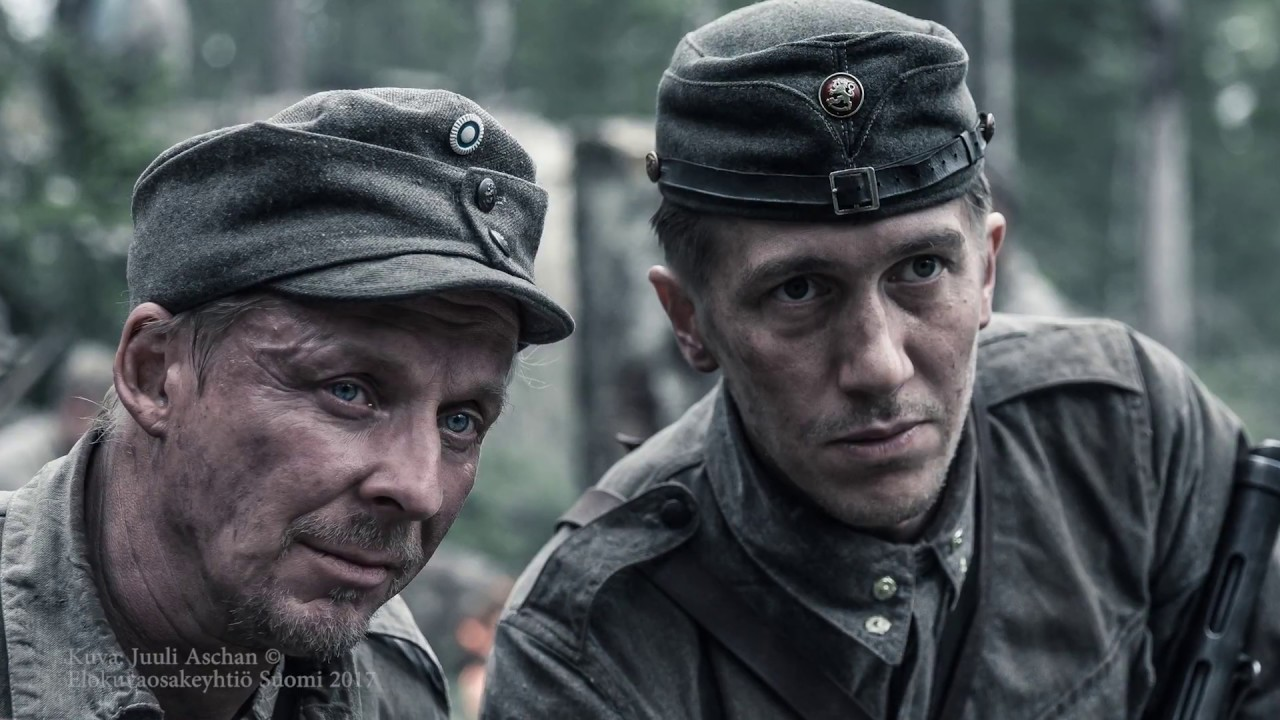 Tuntematon sotilas фильм 2018