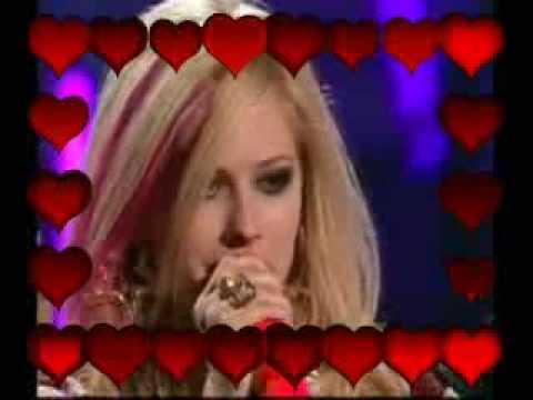 Avril Lavigne And Chantel Krev - O Holy Night