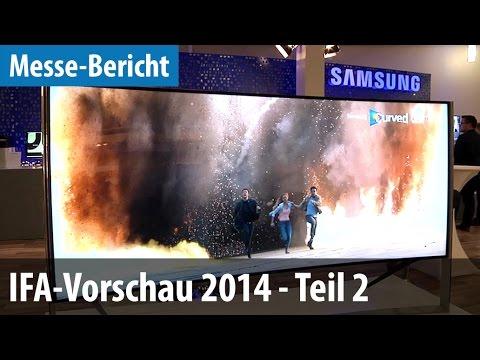 IFA 2014 Vorschau, Teil 2 mit Samsung, FritzBox & PEARL | deutsch / german
