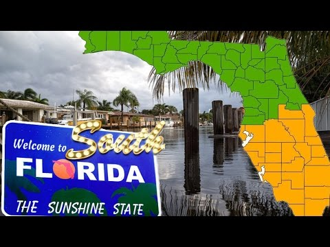 South Florida Proposes Secession Over Climate Change
