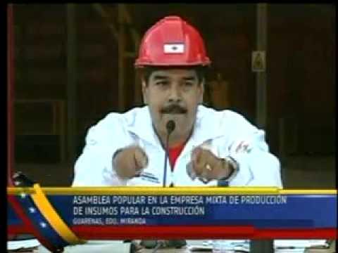 Presidente Maduro cita a Lorenzo Mendoza el martes