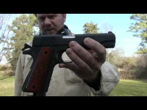 Springfield Mil Spec 1911 Review