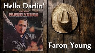 Watch Faron Young Hello Darlin video
