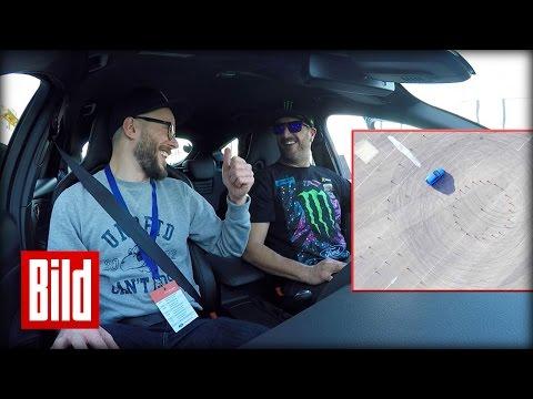 Driften mit Ken Block - Ford Focus RS im Test