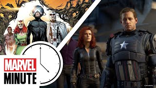 Marvel's Avengers game, X-Men comic news, and more! | Marvel Minute