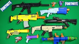 Fortnite Armory - Nerf and Airsoft