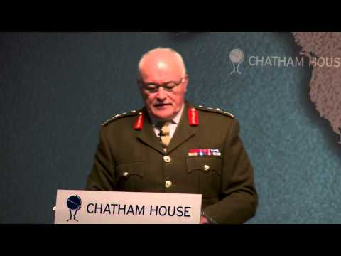 Defence Engagement: The British Army's Role in Building Security and Stability Overseas
