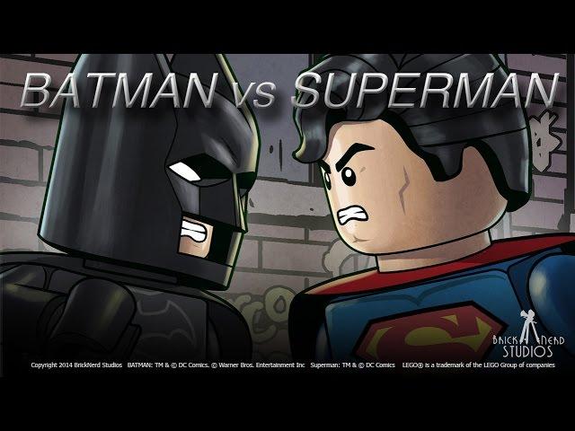 LEGO Batman Vs Superman