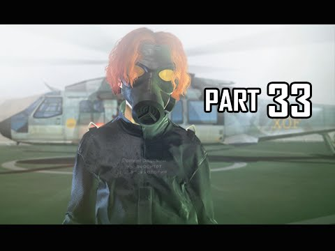Metal Gear Solid 5 The Phantom Pain Walkthrough Part 33 - Classic Cut Scene (MGS5 Let's Play)