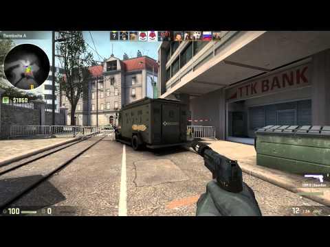Dread.[5апр 2015] CS GO Overpass