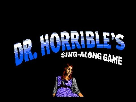 8-Bit Dr. Horrible (Act 3 Part 2)