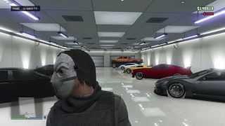 GTA V- Mugging buddies online for fun and cash!
