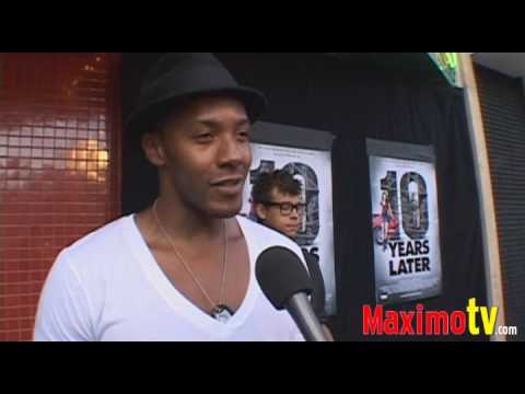 MCKINLEY FREEMAN Interview at 'TEN YEARS LATER' Sneak Peak Screening July 16, 2009