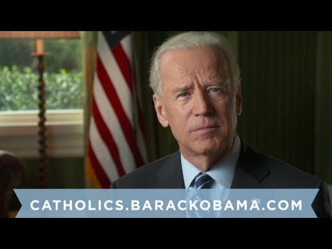 Vice President Joe Biden: Catholics for Obama