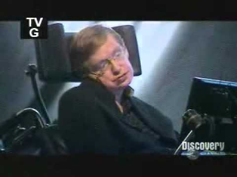 Stephen Hawking, Black Holes, and The Creator