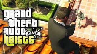Grand Theft Auto V Heists - Part 6 - Wet Work (Heist #2: The Prison Break)