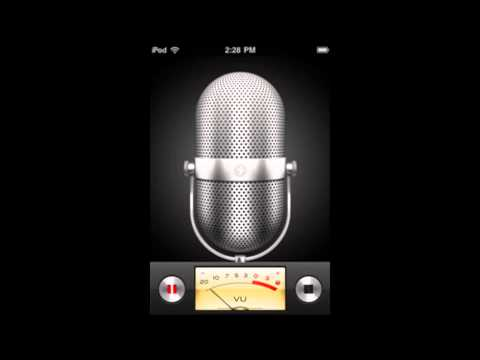 How to get voice memos from your apple device to your computer