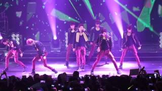 [Fancam 720] Infinite One Great Step NY- Wings live - 111613