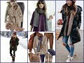 Winter Casual Outfits Ideas - Latest Fashion Trends for Women 2017  2018