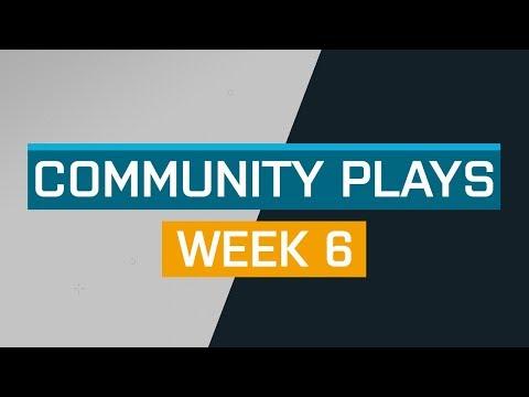 CS:GO - Community Plays Week 6 - ESL Pro League Season 6