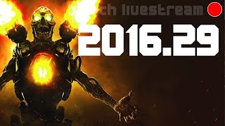 Livestream 2016 #29 - Trulon, DOOM
