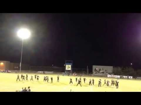 Pima High School Dance 10-17-14 Halftime Pink Out Game