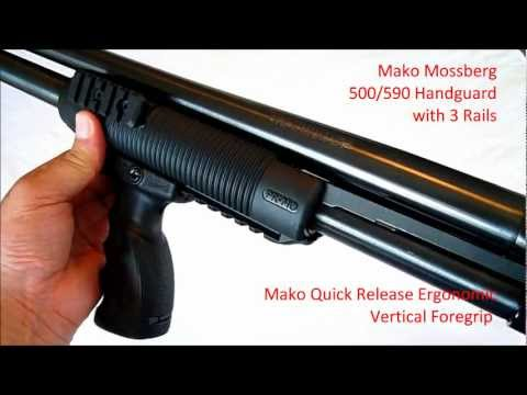 Maverick 88 Tactical Forend Grip