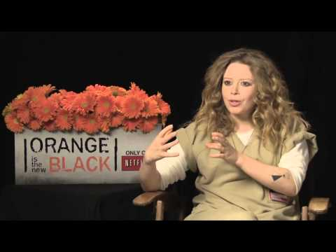 ▶ Natasha Lyonne's Official 'Orange is the New Black' Soundbite   YouTube 720p
