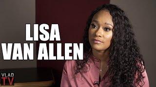 Lisa Van Allen: R. Kelly Told Me He Got Aaliyah Pregnant & Slept with Aaliyah's Mom (Part 4)