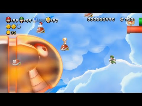 New Super Mario Bros. U - Episode 15
