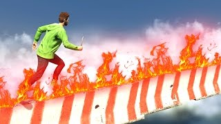 RUN BEFORE YOU DIE! (GTA 5 Funny Moments)