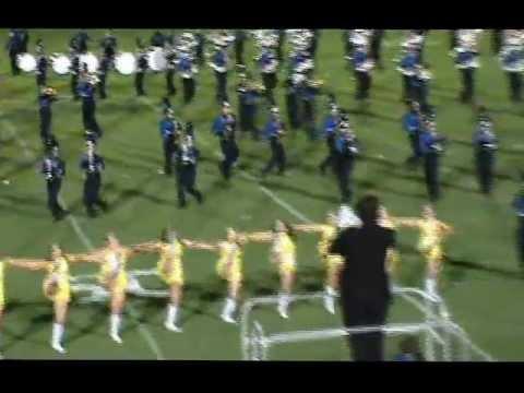 Enterprise High School Marching Band - Aug. 31, 2012