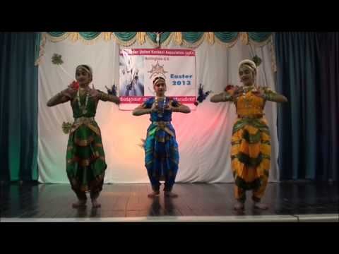 Welcome Dance By Spectacular Traditional Bharatanatyam -  251 video