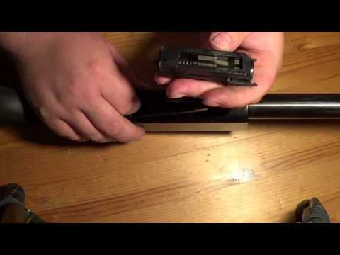 Mossberg 500 Field Combo: Disassembly & Reassembly