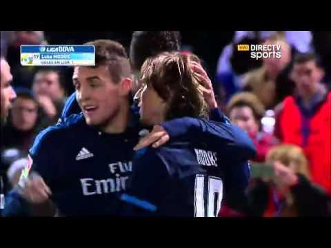 Luka Modrić GOL | Granada 1 Real Madrid 2 | 7.2.2016 | Liga BBVA Jornada 23