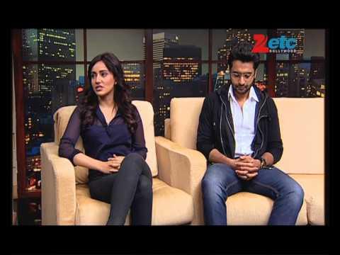 Jackky Bhagnani, Neha Sharma With Komal Nahta - Etc Bollywood Business video