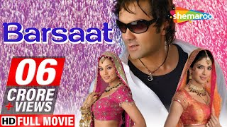 Barsaat - 2005 [HD] - Hindi Full Movie - Priyanka Chopra - Bobby Deol - Bipasha - With Eng Subtitles