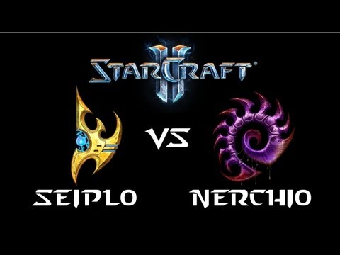 StarCraft 2 - Seiplo [P] vs Nerchio [Z] (Commentary)