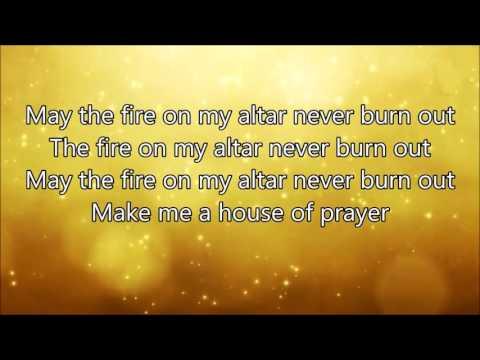 House of Prayer   Eddie James with Lyrics