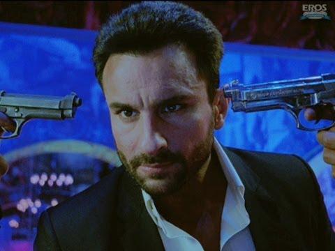 Saif Commits A Murder - Agent Vinod