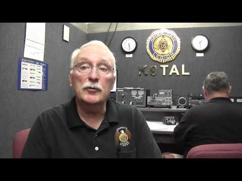 American Legion Amateur Radio Club Event