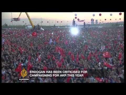 Testing Turkey's presidential powers