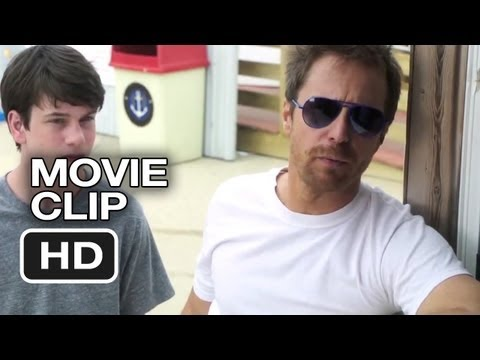 The Way, Way Back Movie CLIP – Storm Chaser (2013) – Sam Rockwell Movie HD