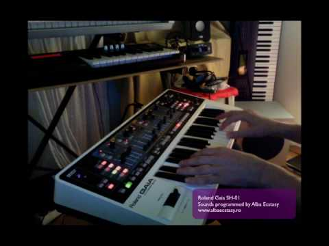 0 Roland Gaia SH 01 patches by Alba Ecstasy part 3
