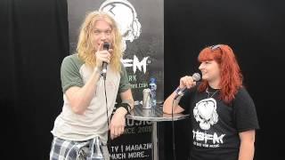 Santa Cruz TBFM Interview Download Festival 2016