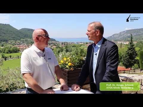 Prof. Dr. Holger Schmitt über Instabilität im Oberen Sprunggelenk OSG | Sport&Medizin Gardasee 2019