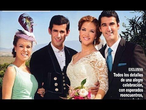 Boda por todo lo Alto de Beatriz Trapote y Víctor Janeiro