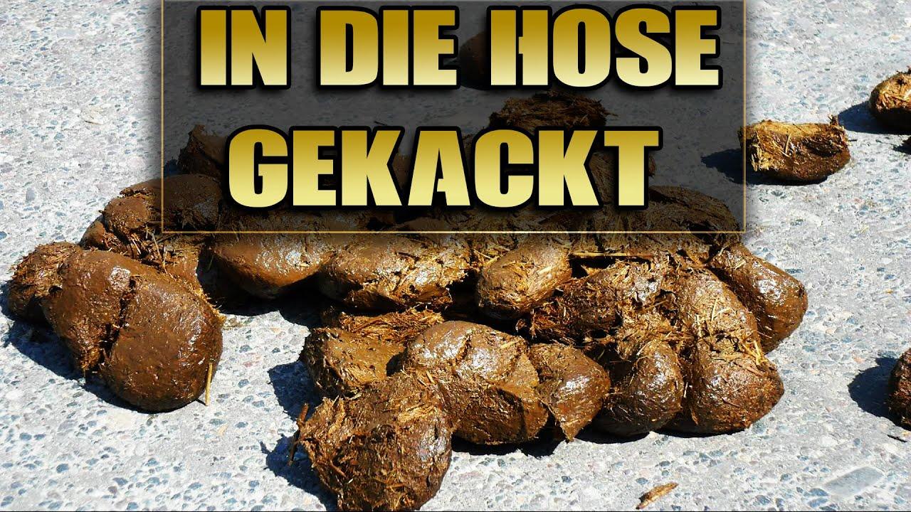 IN DIE HOSE GEKACKT | Mit JorgoTheBEAST - YouTube