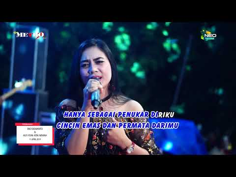 Cincn Kepalsuan - Acha Kumala - New Metro Pasti...aja ! Live Wolo