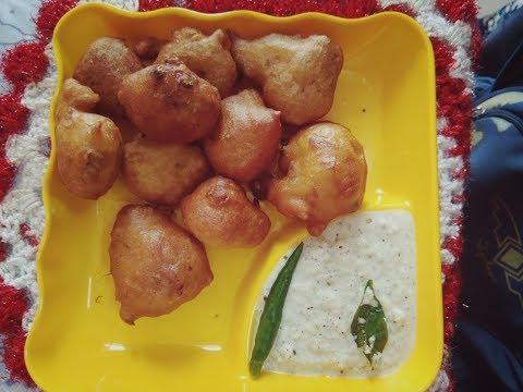 Mysore bajji#Mysore Bonda#Easy breakfast